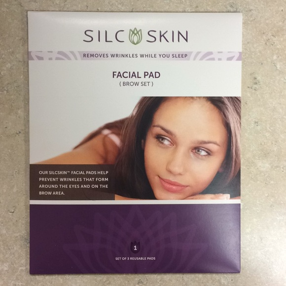 Silc Skin Facial Pad Brow Set M.A.D Skincare 50ml (1.7oz) Transforming Nourishing Night Cream